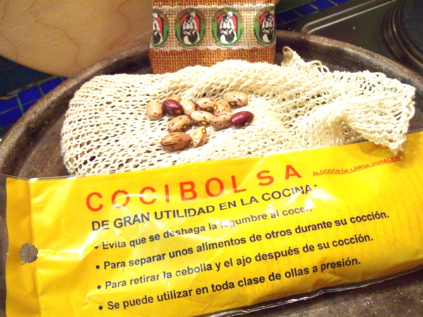 Cocibolsa - La rete di cotone indispensabile in cucina!