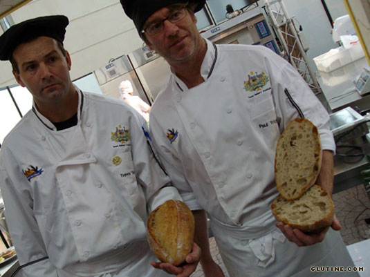 2010 SIGEP Bread Cup - Pane tradizionale australiano