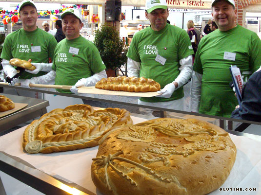 2010 SIGEP Bread Cup - Presentazione pane tradizionale sloveno