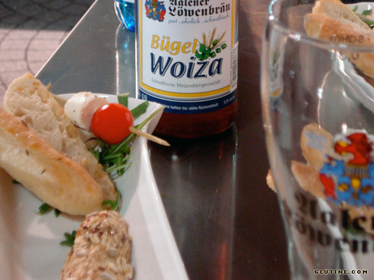 2010 SIGEP Bread Cup - Presentazione pane tradizionale tedesco